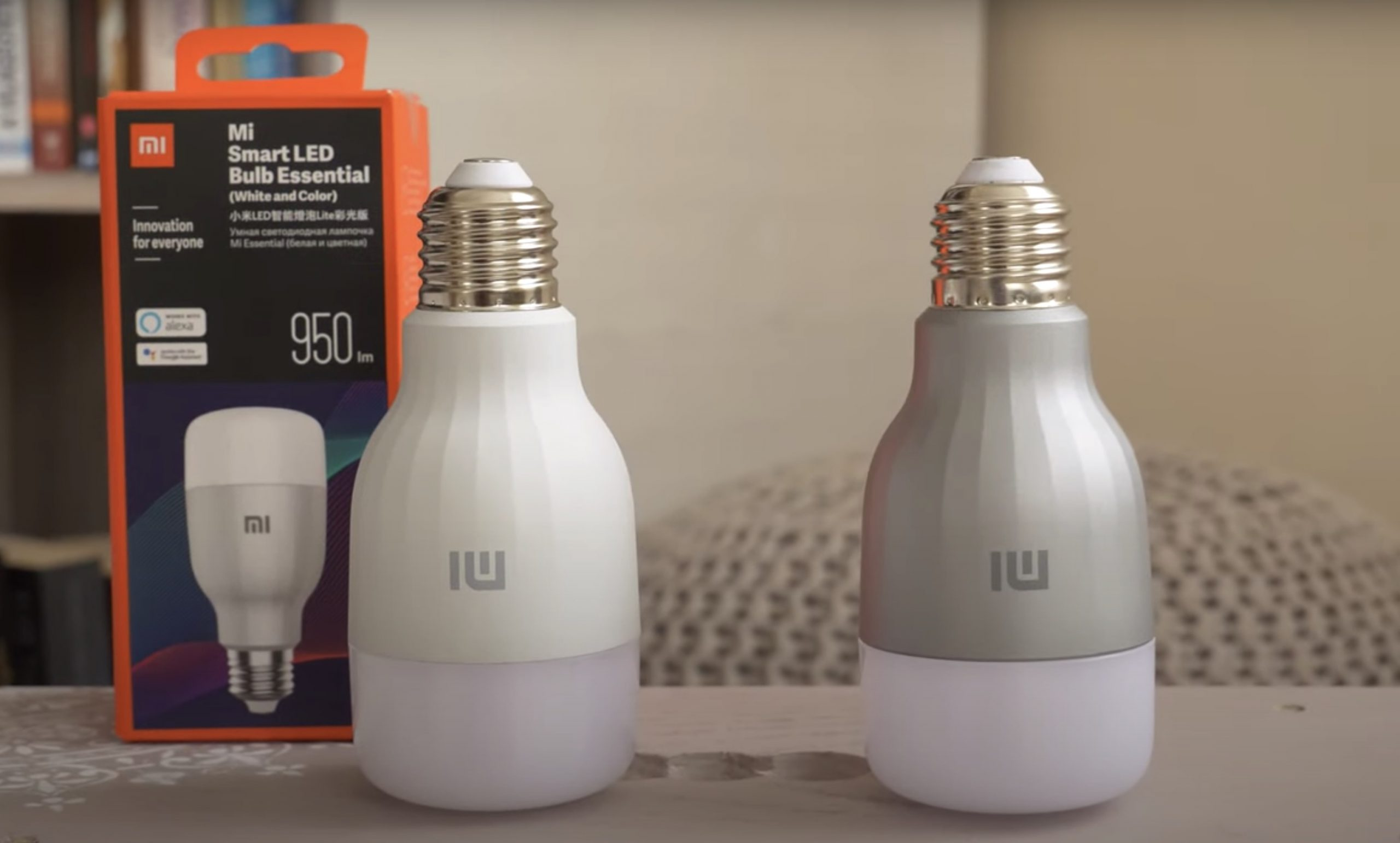Xiaomi ha introdotto la lampadina LED Yeelight Smart